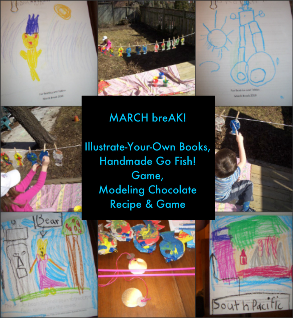March breACK! - THE LUNCHBOX SEASON