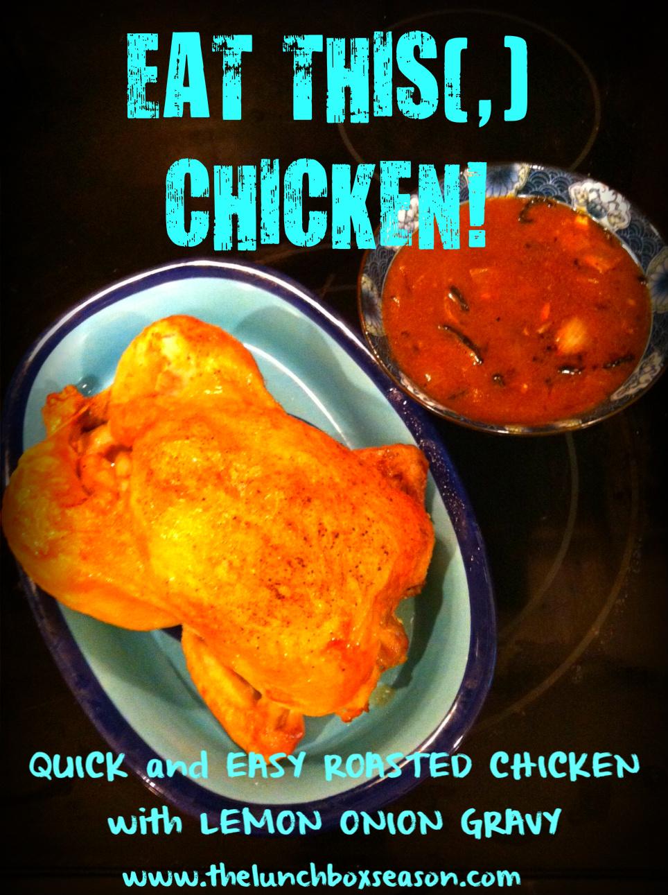 eatthischicken - Garten Engagement Chicken