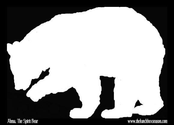 Black Bear Silhouette Bear printable silhouette