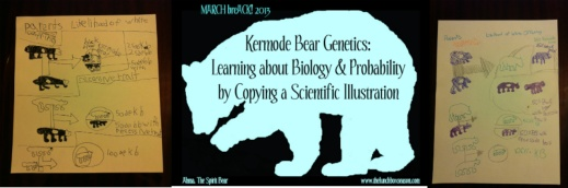 KERMODE BEAR GENETICS HEADER